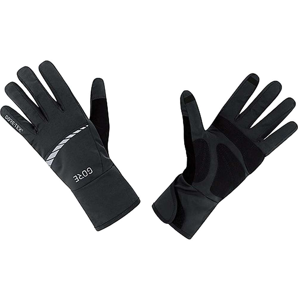 ゴア メンズ 自転車 グローブ【Bike Wear C5 GTX Glove】Black