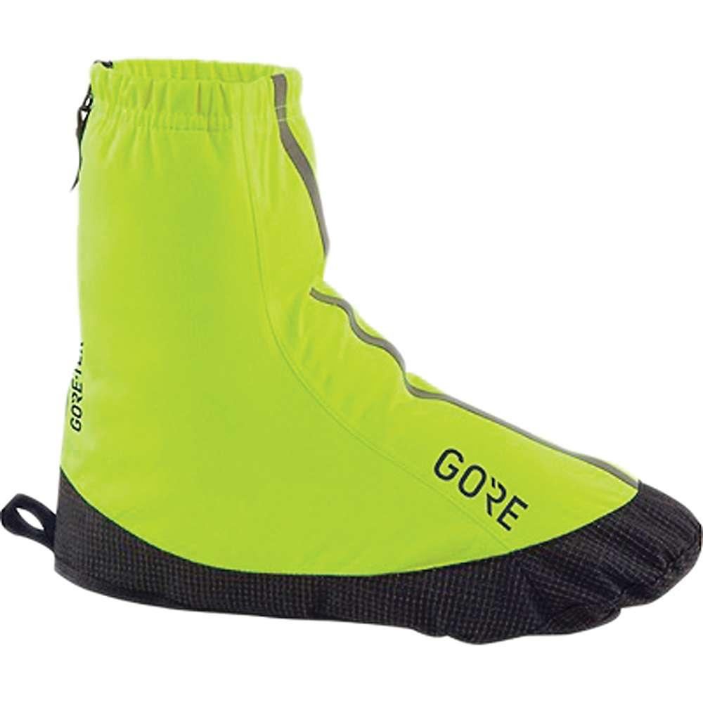 ゴア ユニセックス 自転車【Bike Wear C3 GTX Light Overshoe】Neon Yellow