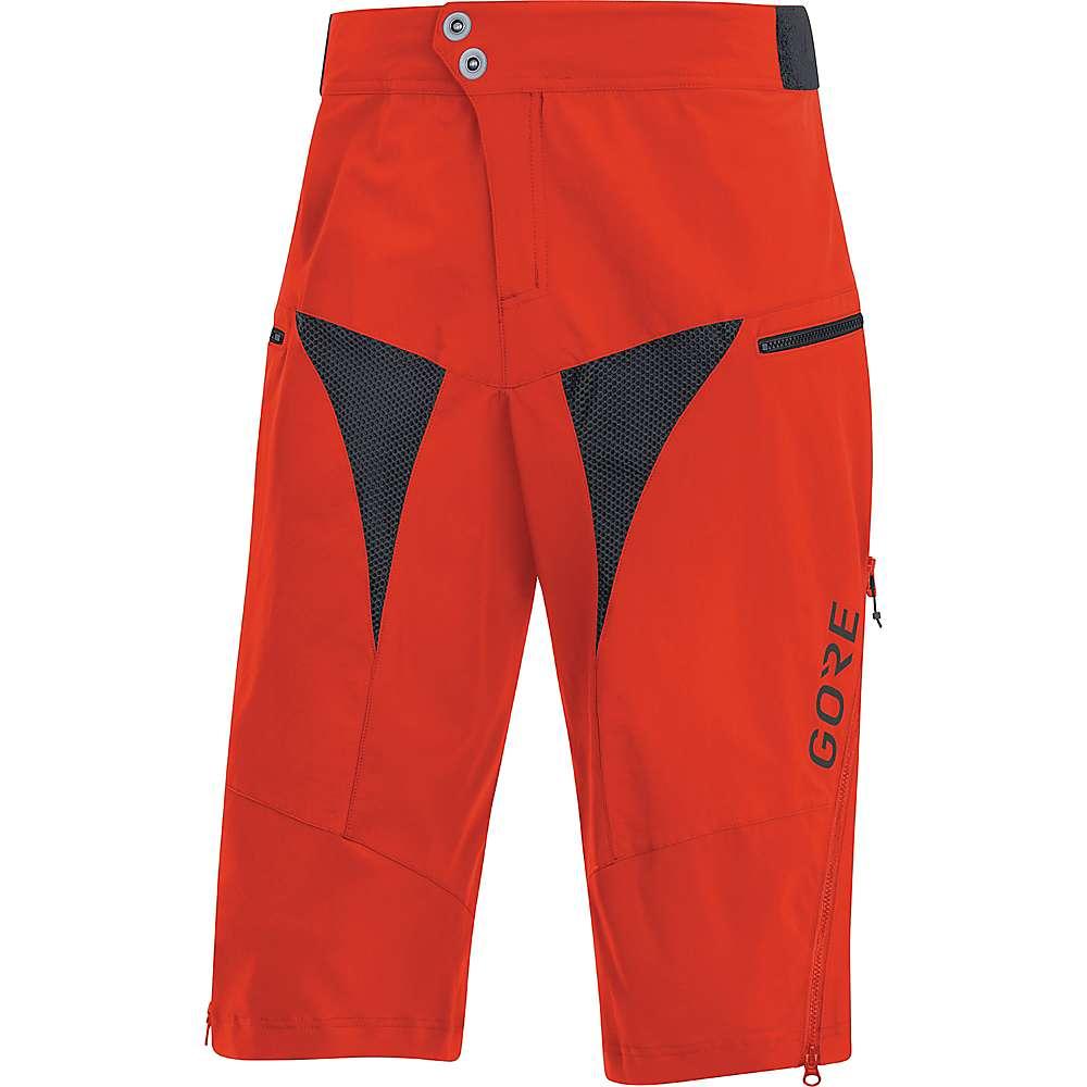 ゴア メンズ 自転車 ボトムス・パンツ【Bike Wear C5 All Mountain Short】Orange.Com