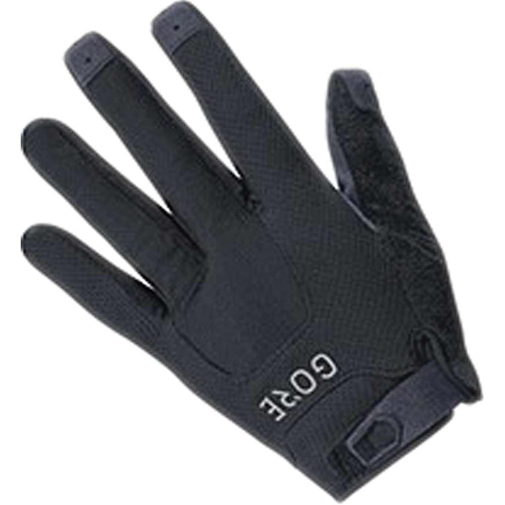 ゴア メンズ 自転車 グローブ【Bike Wear C5 Trail Glove】Black