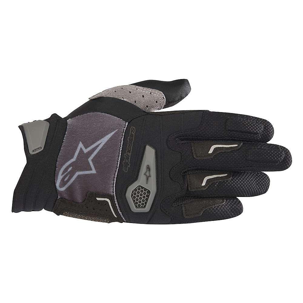 アルパインスターズ メンズ 自転車 グローブ【Drop Pro Glove】Steel / Grey