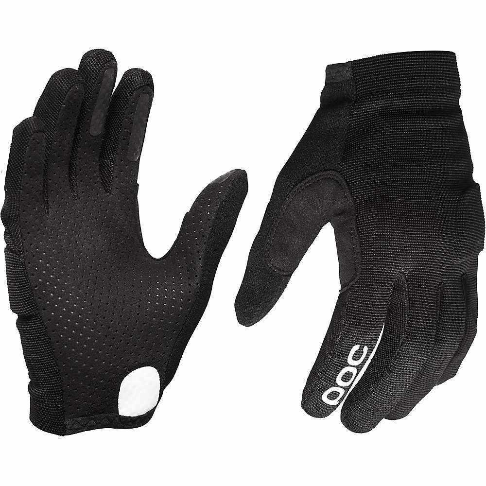 ピーオーシー メンズ 自転車 グローブ【Essential DH Glove】Uranium Black