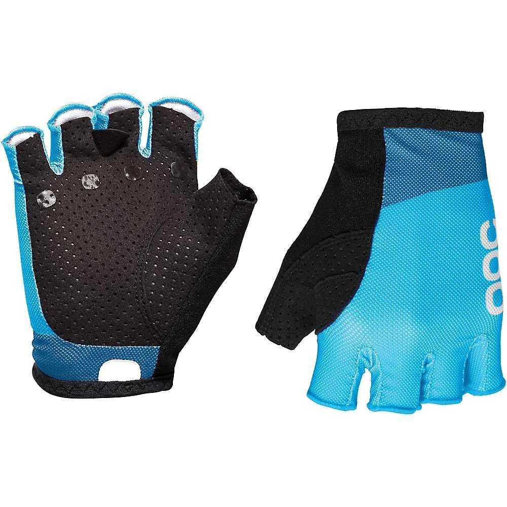 ピーオーシー メンズ 自転車 グローブ【Essential Road Light Glove】Furfural Blue