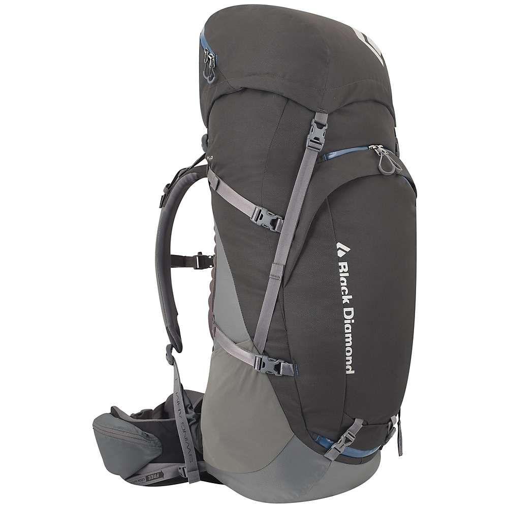 ブラックダイヤモンド メンズ ハイキング・登山【Mercury 55 Pack】Coal