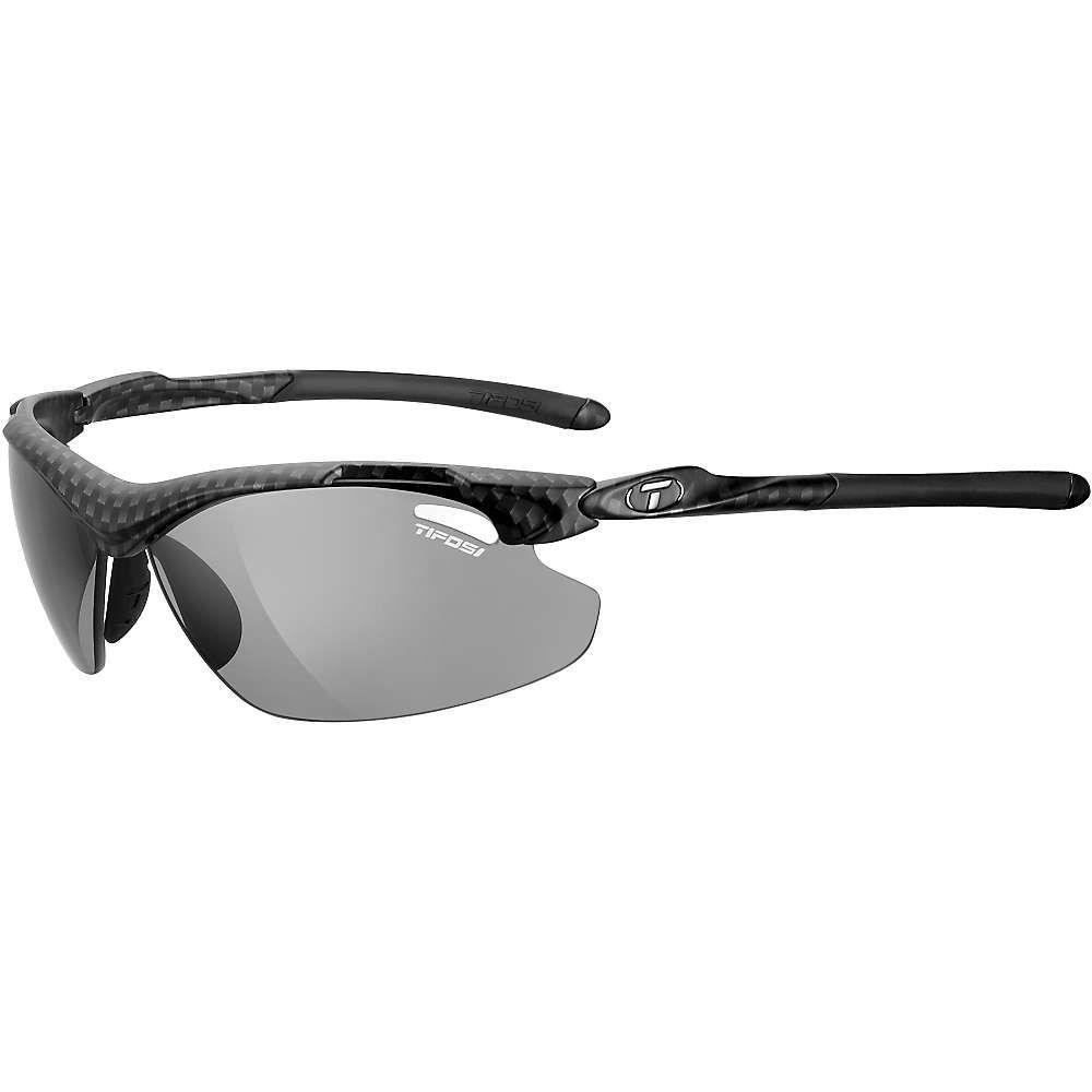 ティフォージ メンズ スポーツサングラス【Tifosi Tyrant 2.0 Polarized Sunglasses】Carbon / Smoke Polarized Fototec