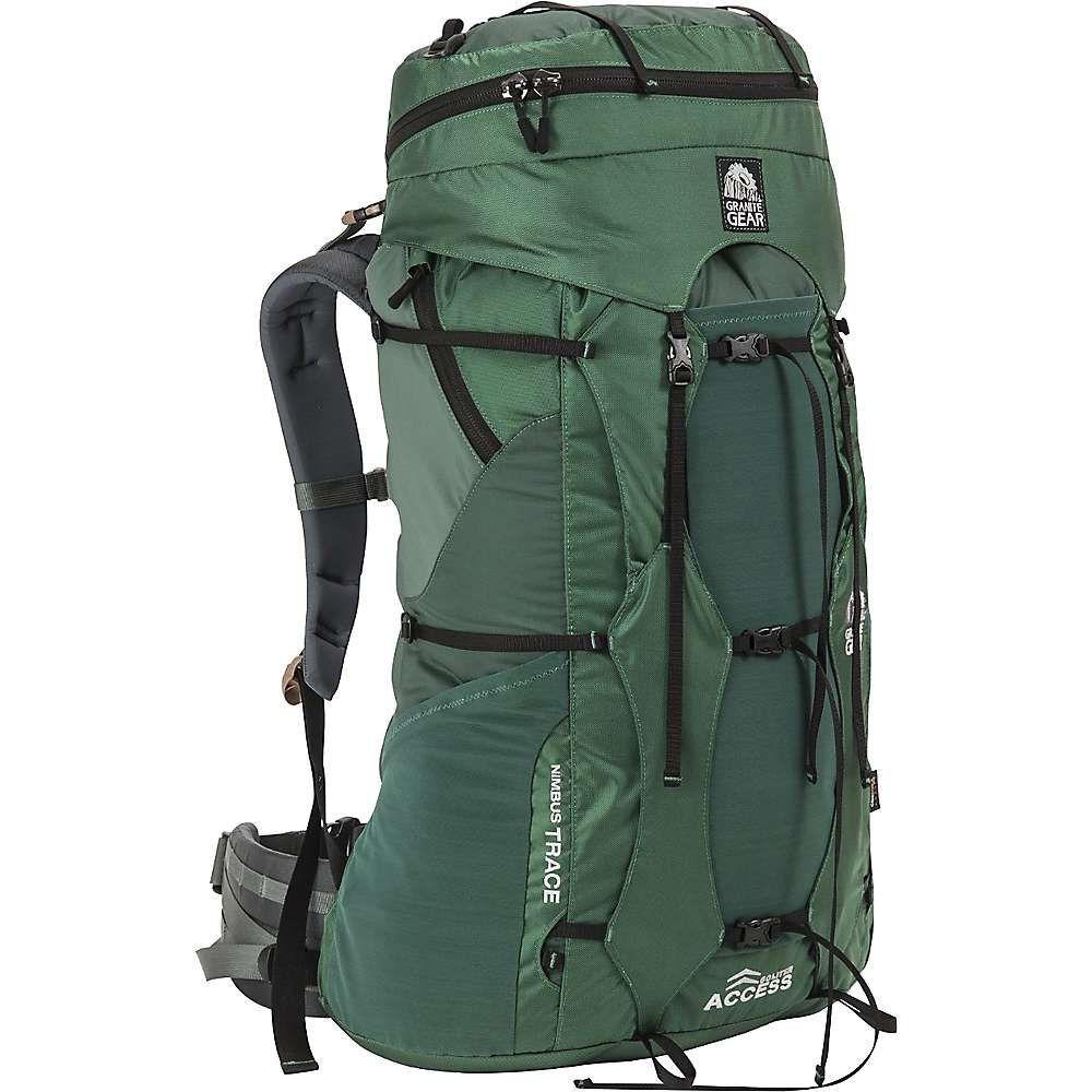 グラナイトギア メンズ ハイキング・登山【Nimbus Trace Access 60 Pack】Fern / Boreal