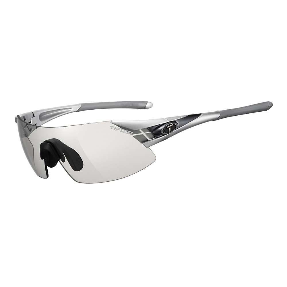ティフォージ レディース スポーツサングラス【Tifosi Podium XC Sunglasses - Asian Fit】Silver / Gunmetal / Light Night Fototec