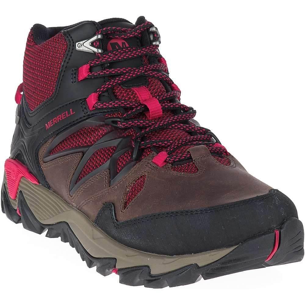 メレル レディース ハイキング・登山 シューズ・靴【All Out Blaze 2 Mid Waterproof Boot】Cinnamon