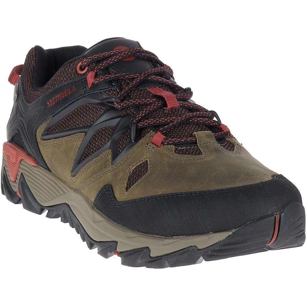 メレル メンズ ハイキング・登山 シューズ・靴【All Out Blaze 2 Waterproof Shoe】Dark Olive