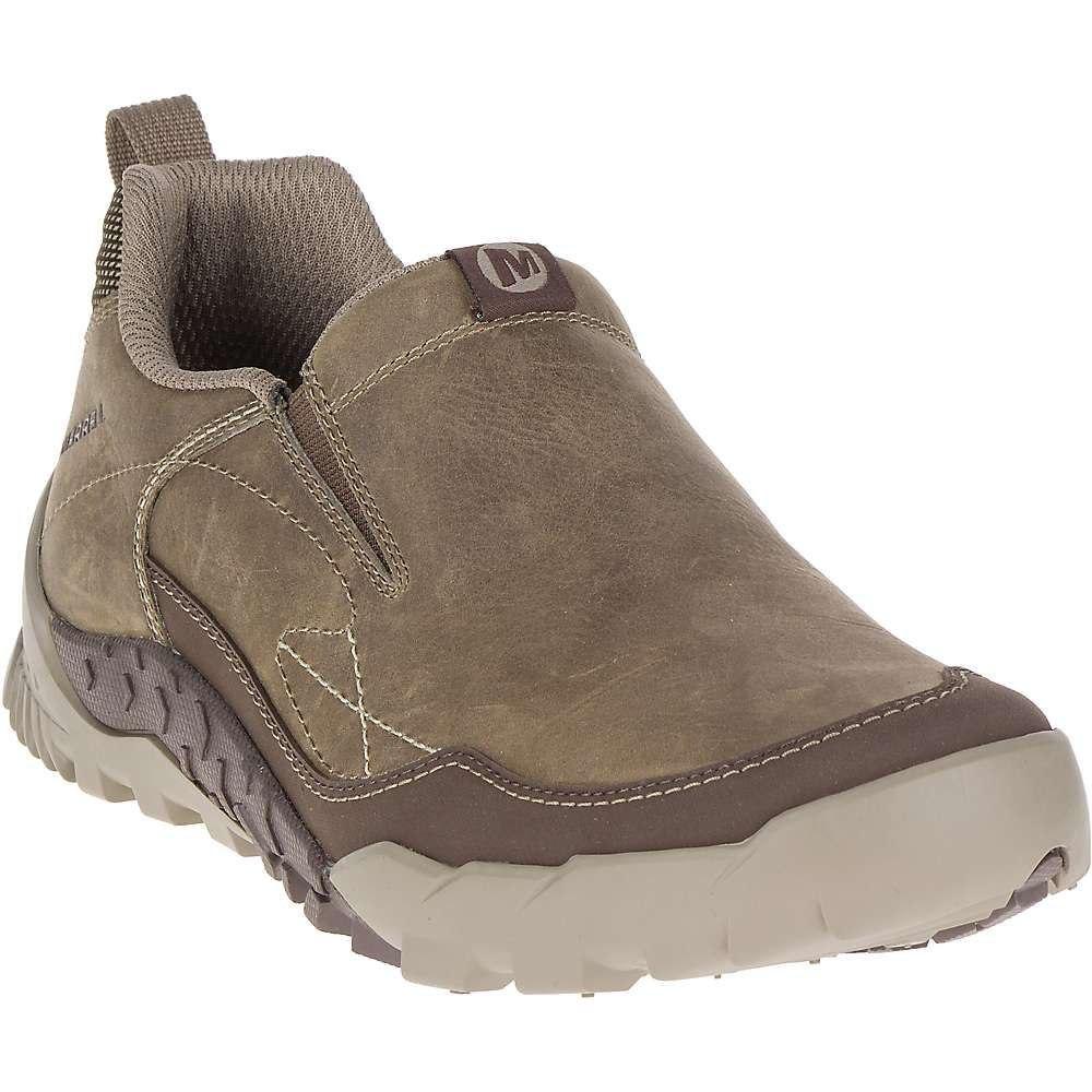 メレル メンズ ハイキング・登山 シューズ・靴【Annex Trak Moc Shoe】Cloudy