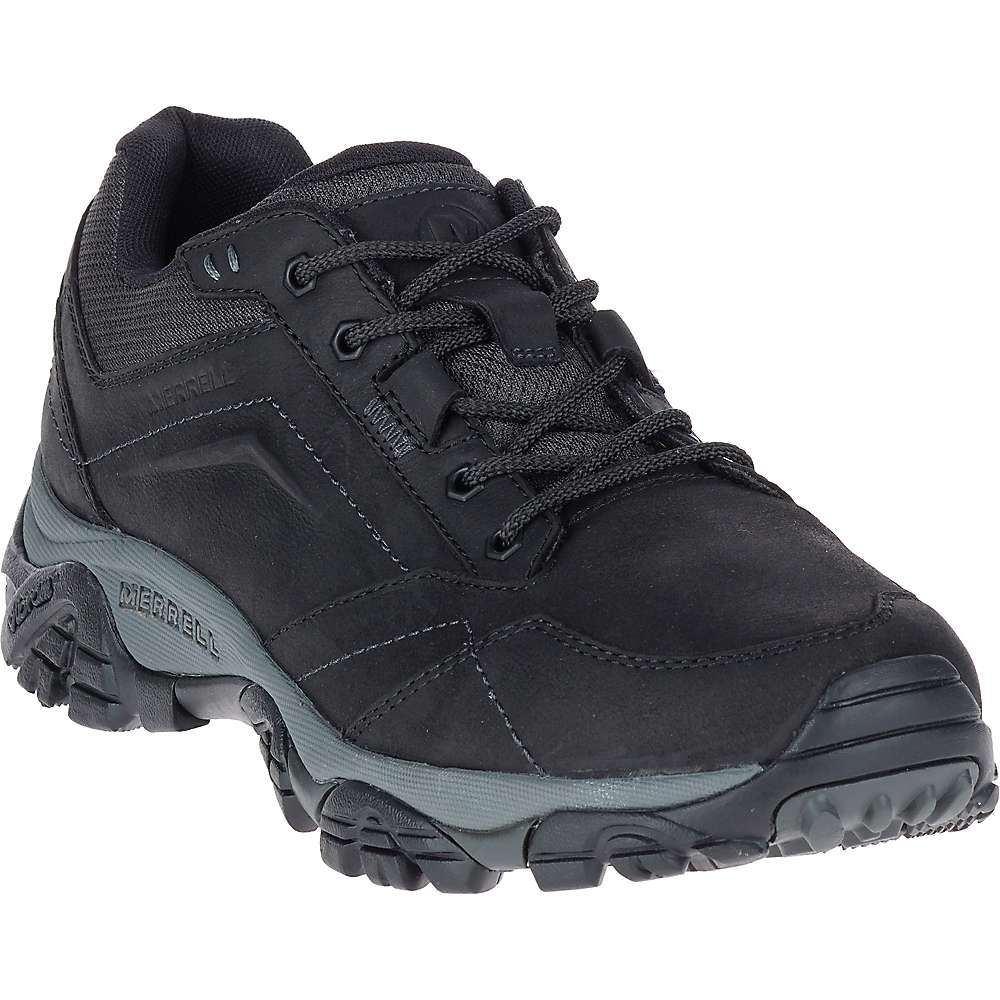 メレル メンズ ハイキング・登山 シューズ・靴【Moab Adventure Lace Shoe】Black S18