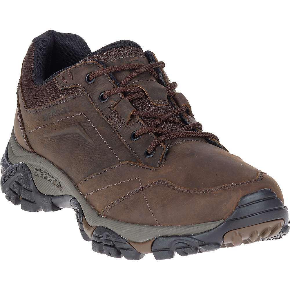 メレル メンズ ハイキング・登山 シューズ・靴【Moab Adventure Lace Shoe】Dark Earth S18