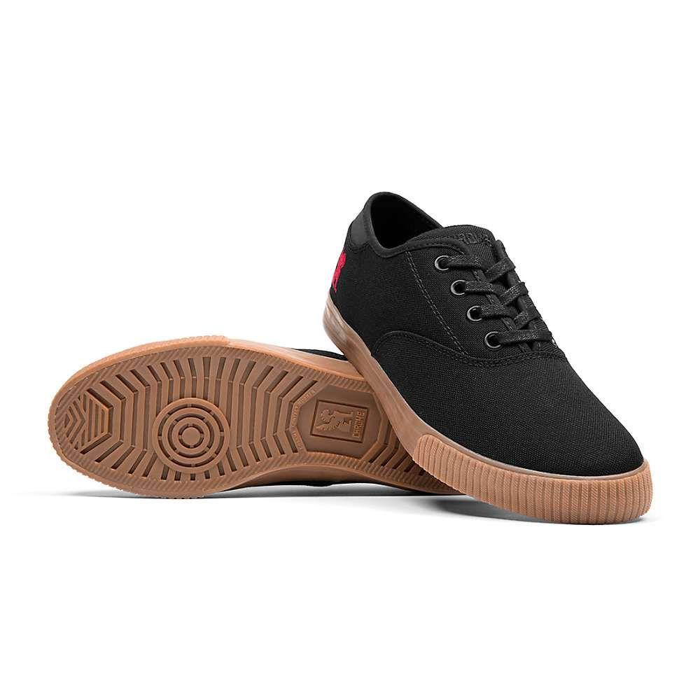 クローム インダストリーズ メンズ 自転車 シューズ・靴【Truk Pedal Shoe】Black / Gum