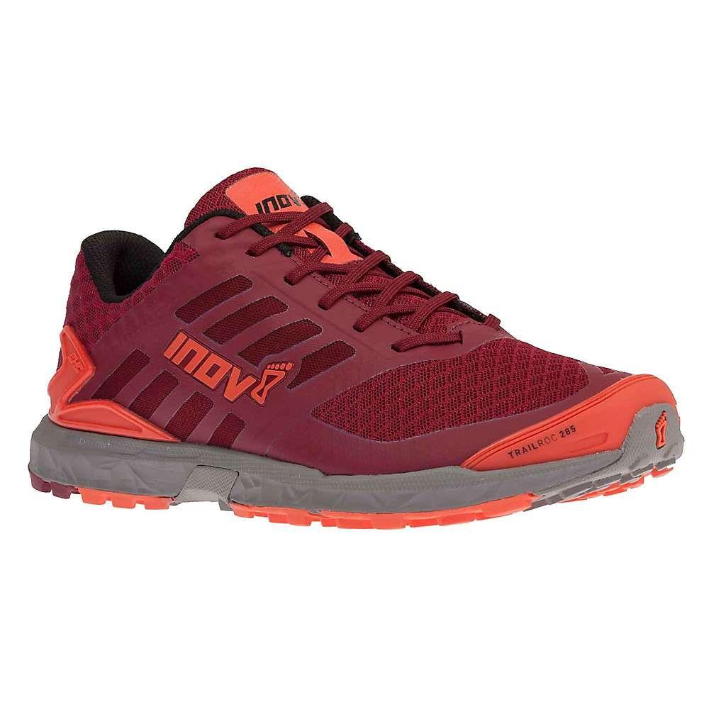 イノヴェイト レディース 陸上 シューズ・靴【Trailroc 285 Shoe】Red / Coral