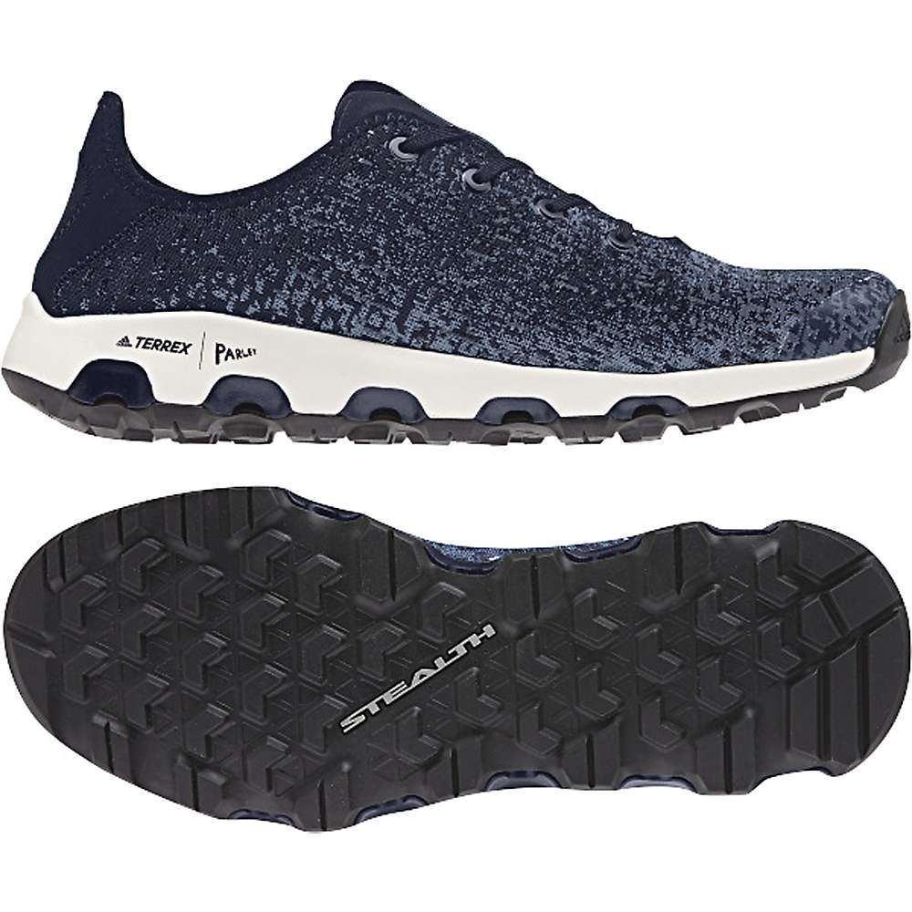 アディダス メンズ ハイキング・登山 シューズ・靴【Terrex CC Voyager Parley Shoe】Legend Ink / Raw Grey / Chalk White