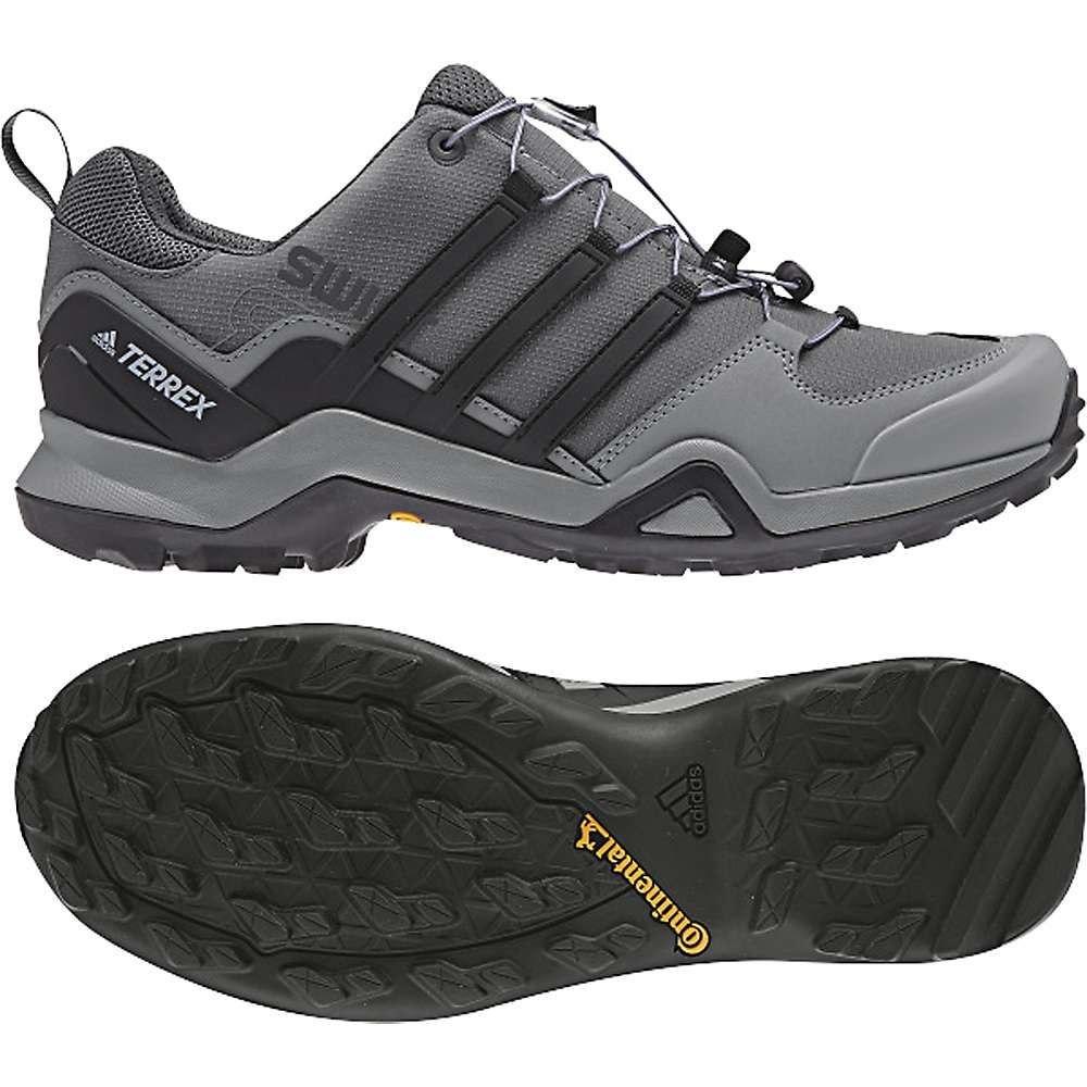 アディダス メンズ ハイキング・登山 シューズ・靴【Terrex Swift R2 Shoe】Grey Three / Black / Grey Five