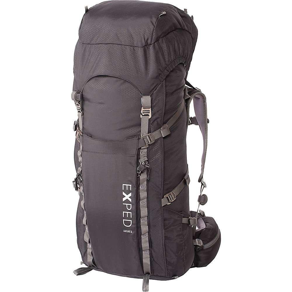 エクスペド メンズ ハイキング・登山【Explore 60 Backpack】Black