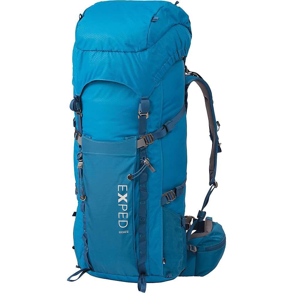 エクスペド メンズ ハイキング・登山【Explore 60 Backpack】Deep Sea Blue