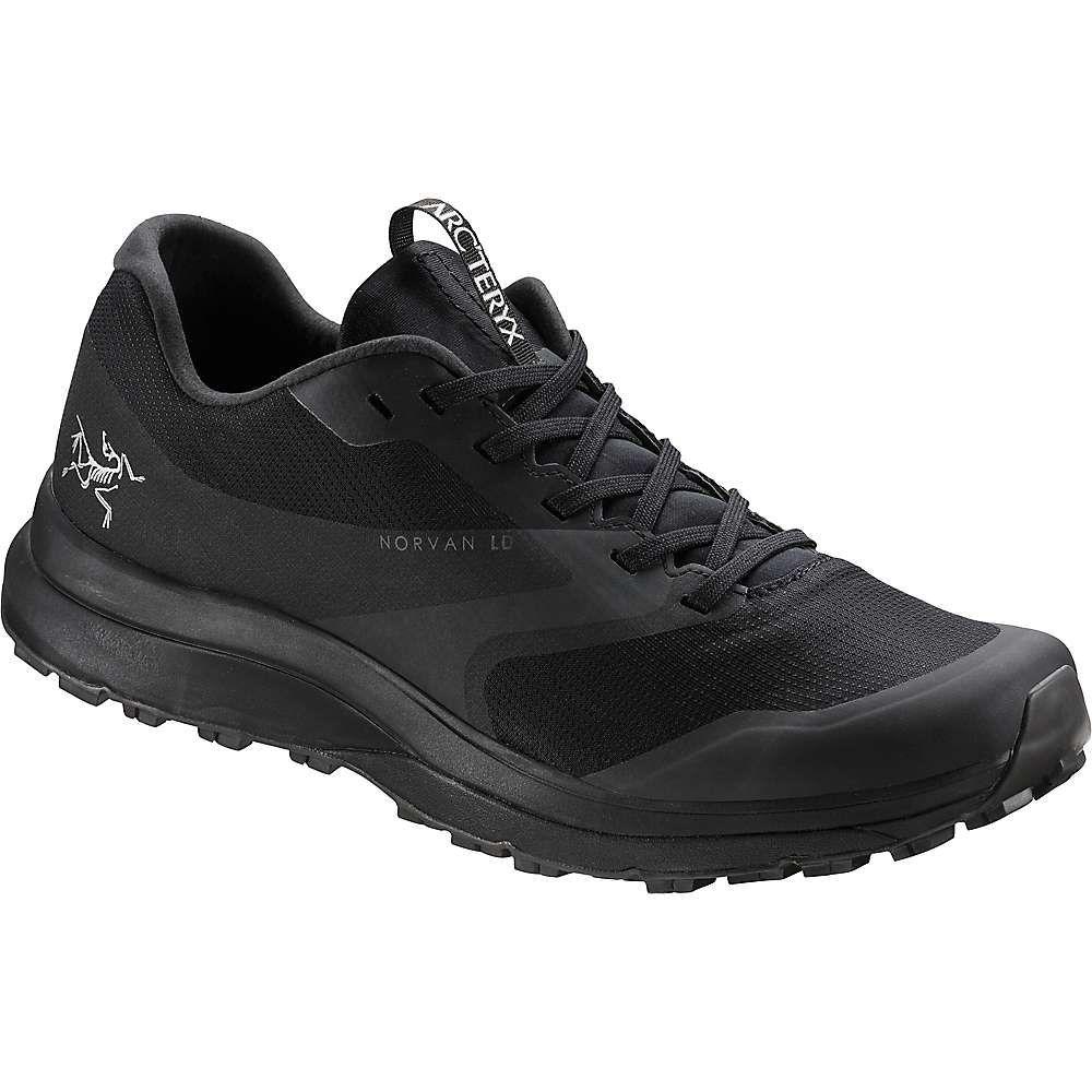 アークテリクス メンズ 陸上 シューズ・靴【Arc'teryx Norvan LD GTX Shoe】Black / Shark