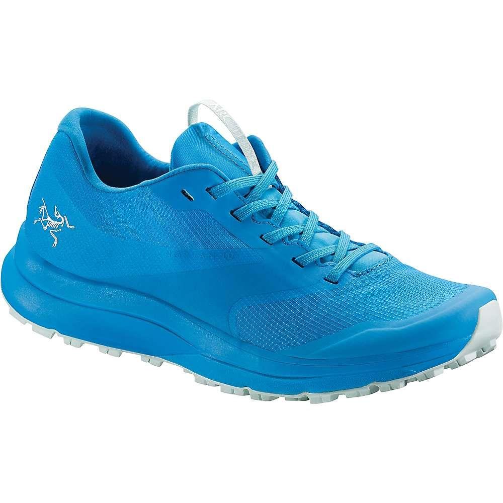 アークテリクス レディース 陸上 シューズ・靴【Arc'teryx Norvan LD GTX Shoe】Baja / Dewdrop