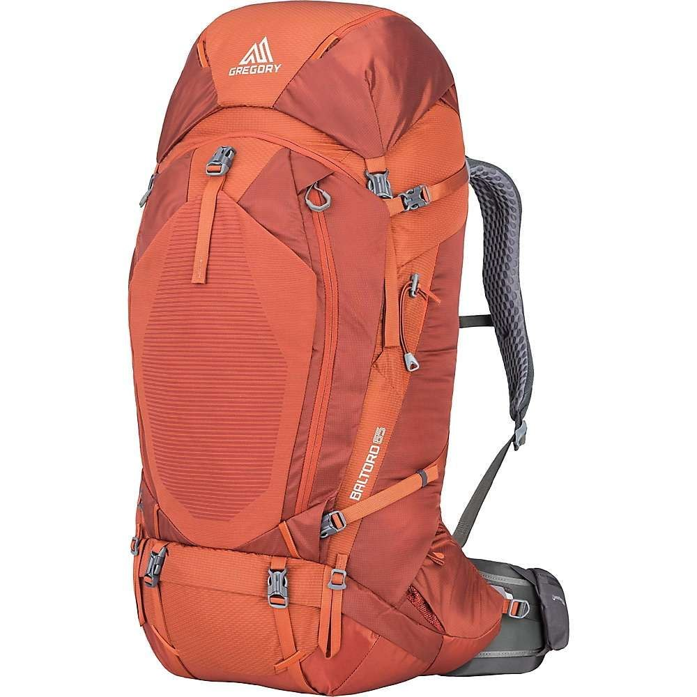 グレゴリー メンズ ハイキング・登山【Baltoro 65L Pack】Ferrous Orange