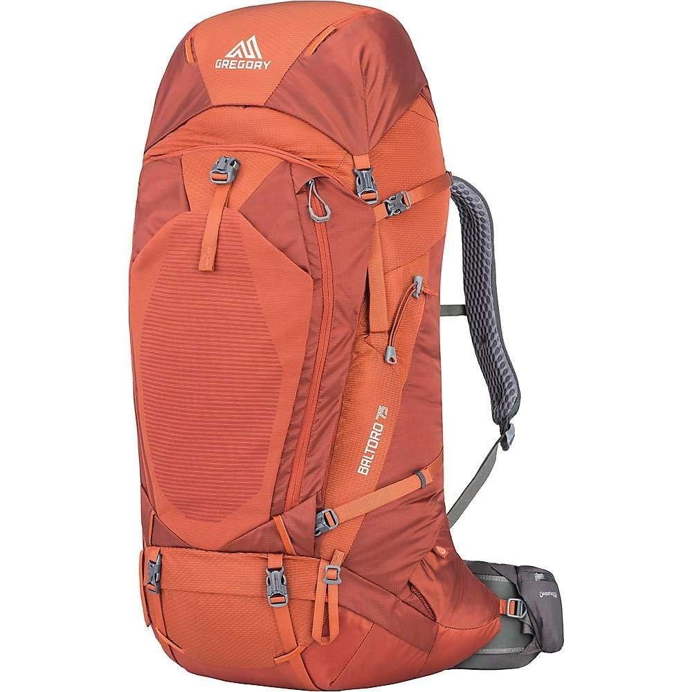 グレゴリー メンズ ハイキング・登山【Baltoro 75L Pack】Ferrous Orange