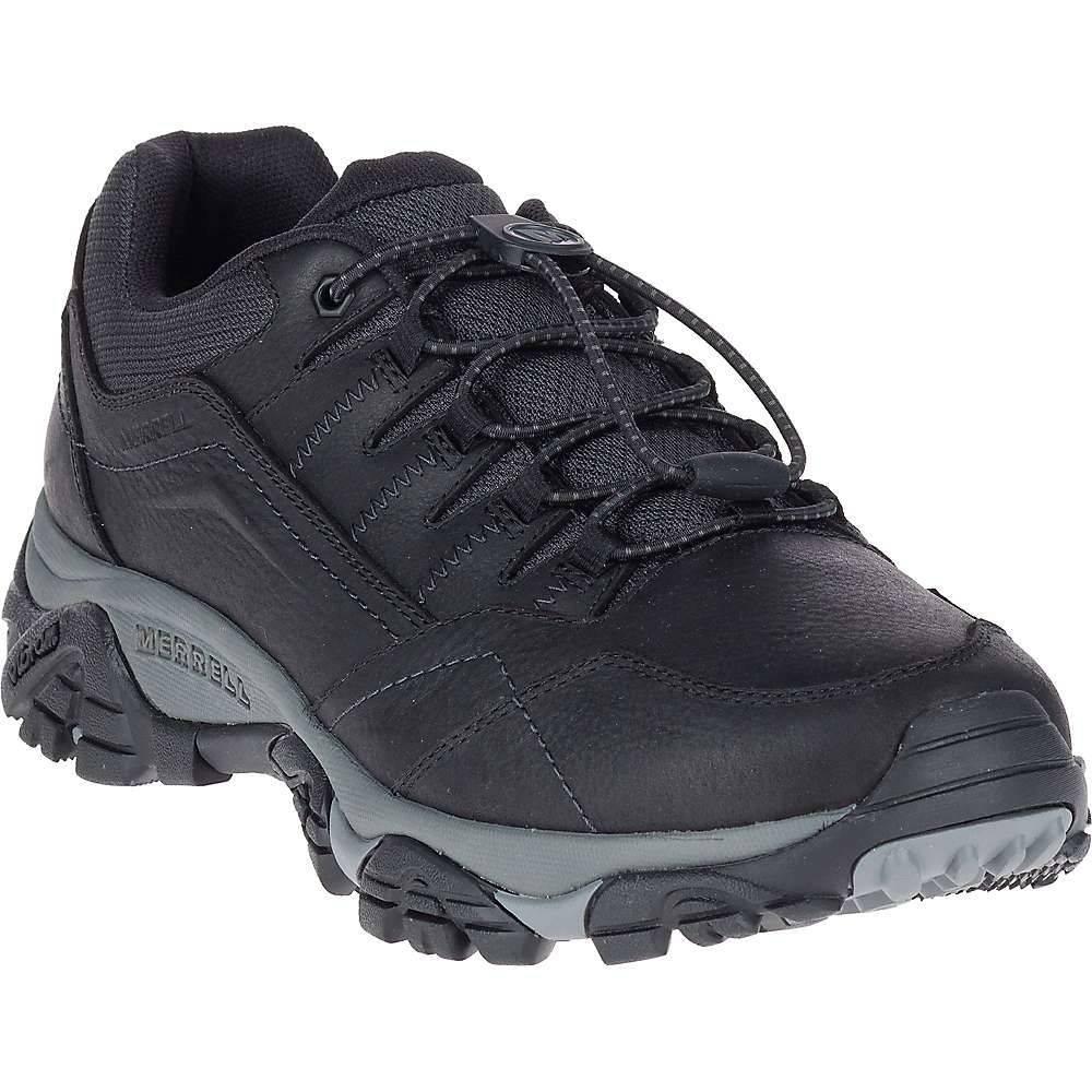 メレル メンズ ハイキング・登山 シューズ・靴【Moab Adventure Stretch Shoe】Black