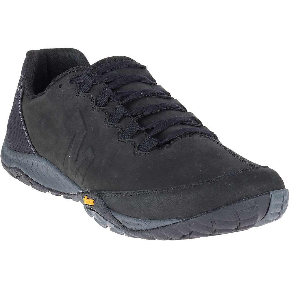 メレル メンズ ハイキング・登山 シューズ・靴【Parkway Emboss Lace Shoe】Black
