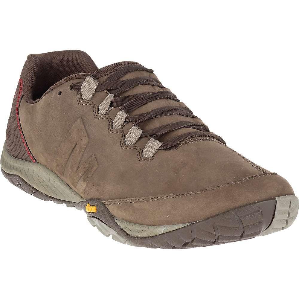 メレル メンズ ハイキング・登山 シューズ・靴【Parkway Emboss Lace Shoe】Merrell Stone