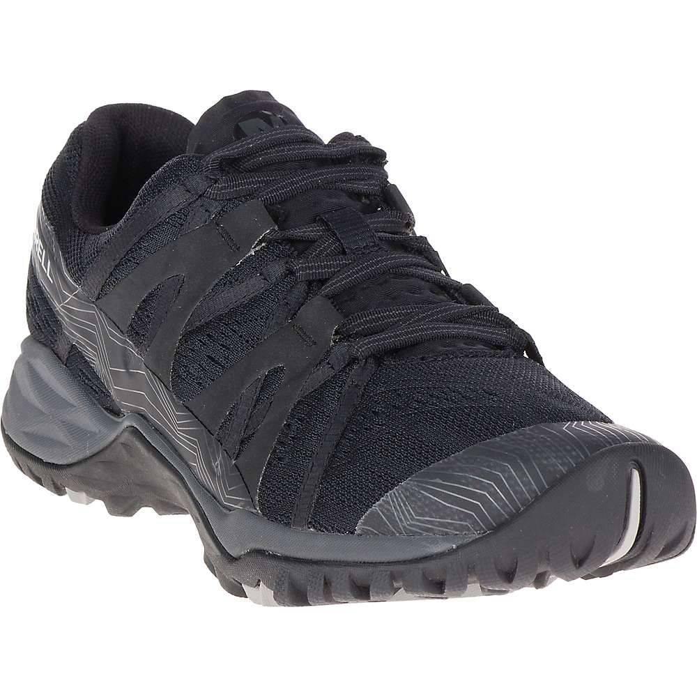 メレル レディース ハイキング・登山 シューズ・靴【Siren HEX Q2 E-Mesh Shoe】Super Black