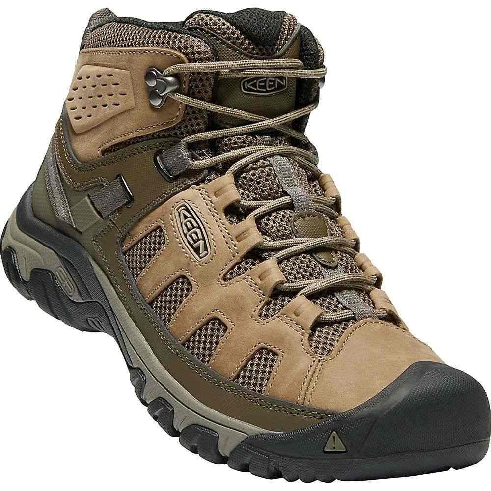 【高知インター店】 キーン メンズ Bungee ハイキング・登山 シューズ・靴 Boot】Olivia Mid【Targhee Vent Mid Boot】Olivia/ Bungee Cord, 帽子屋 Handy Caps:85a731ef --- canoncity.azurewebsites.net