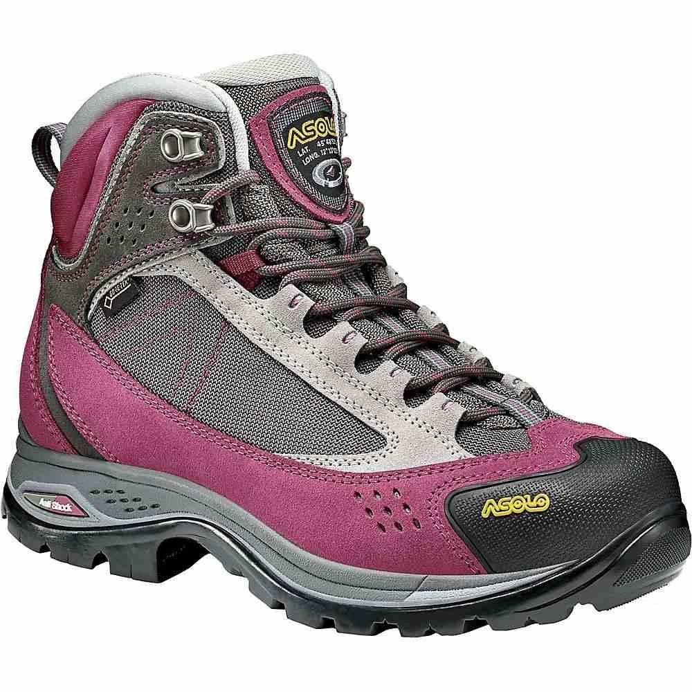 【人気沸騰】 アゾロ Silver レディース ハイキング・登山 アゾロ レディース シューズ・靴【Nilas GV Shoe】Redbud/ Silver, ニシオコッペムラ:47428a34 --- canoncity.azurewebsites.net