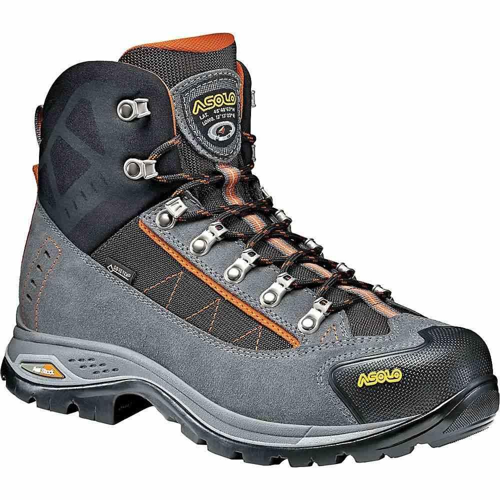 アゾロ メンズ ハイキング・登山 シューズ・靴【Patrol GV Shoe】Grey / Black