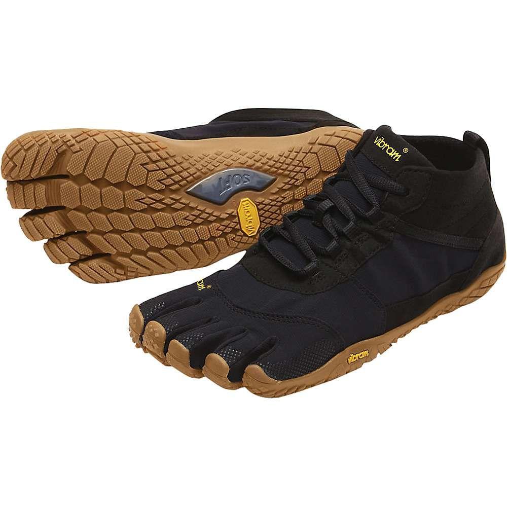 ビブラムファイブフィンガーズ レディース ランニング・ウォーキング シューズ・靴【V-Trek Shoe】Black / Gum