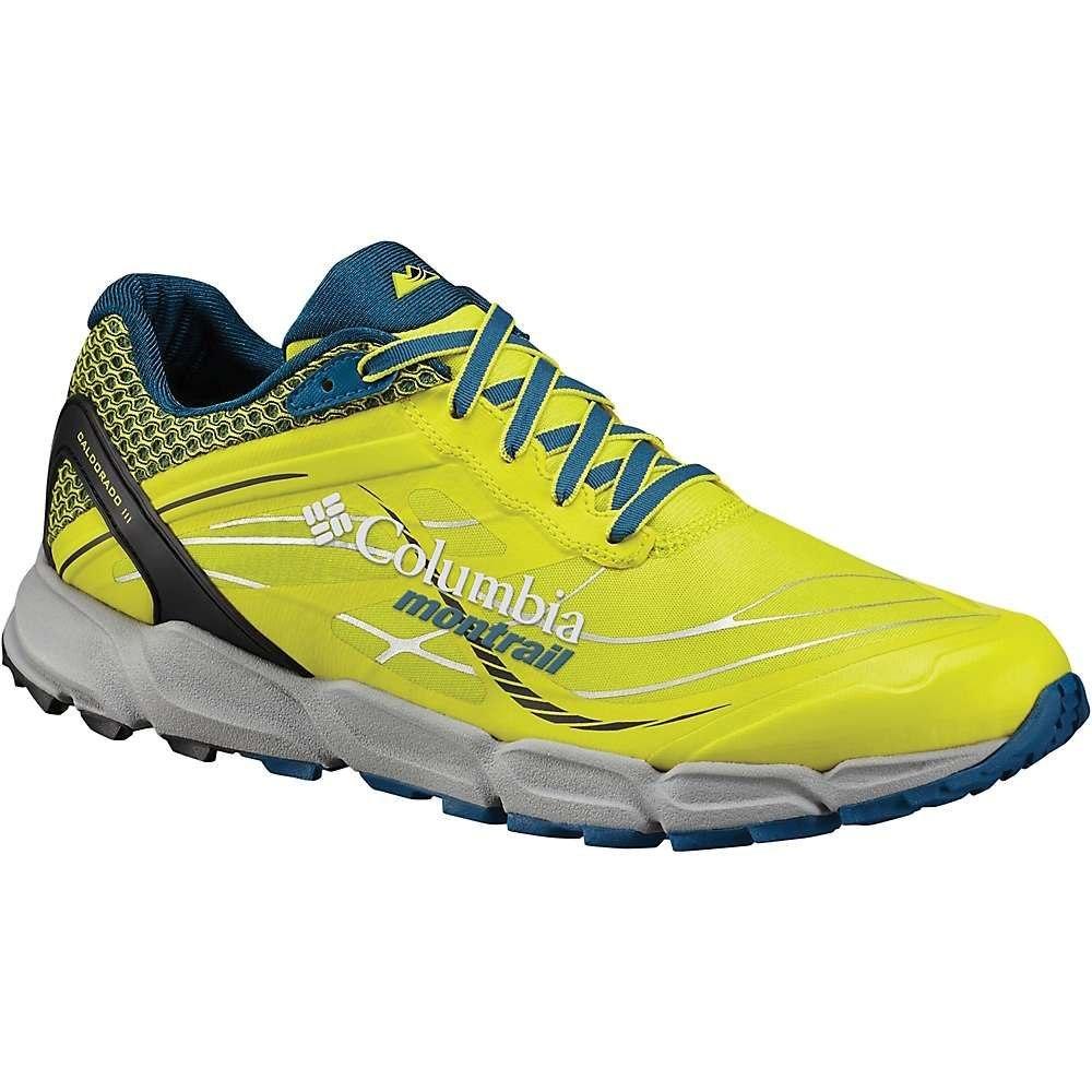 モントレイル メンズ 陸上 シューズ・靴【Caldorado III Shoe】Zour / Phoenix Blue