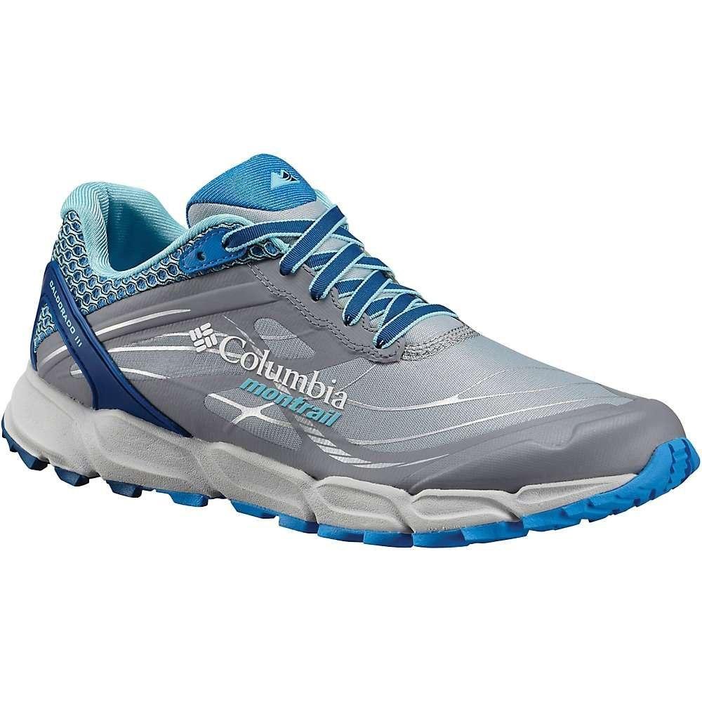 モントレイル レディース 陸上 シューズ・靴【Caldorado III Shoe】Earl Grey / Coastal Blue