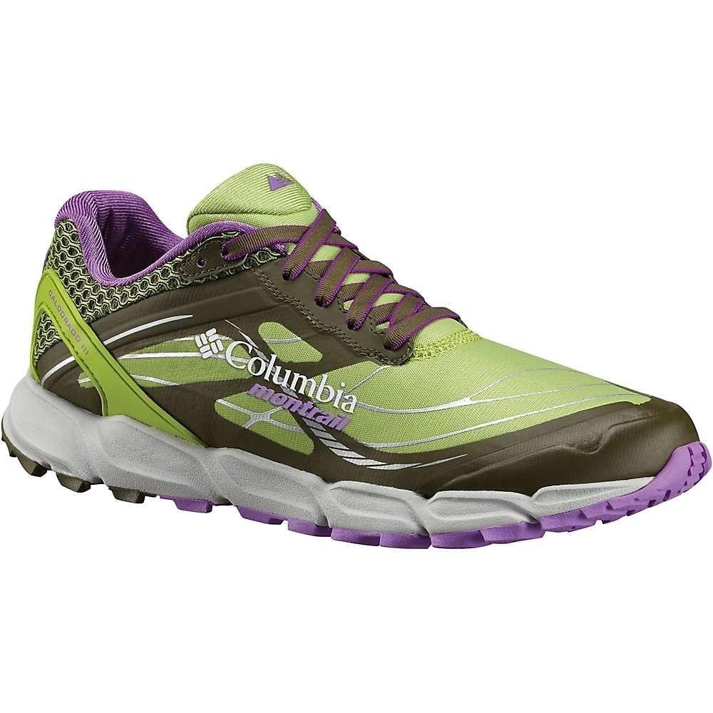 モントレイル レディース 陸上 シューズ・靴【Caldorado III Shoe】Napa Green / Crown Jewel