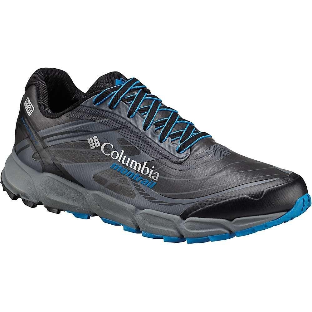 モントレイル メンズ 陸上 シューズ・靴【Caldorado III OutDry Extreme Shoe】Black / Blue Magic