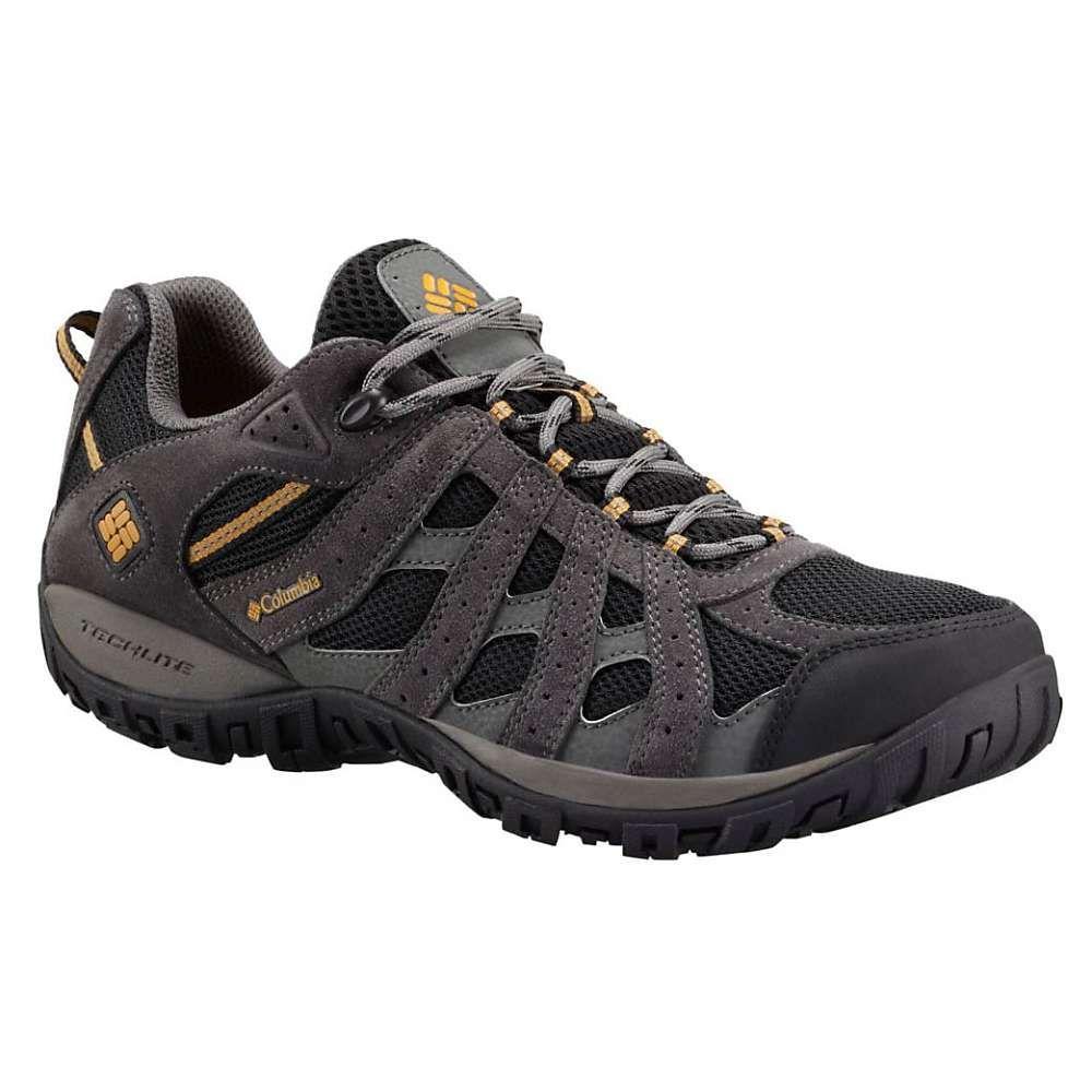 コロンビア メンズ ハイキング・登山 シューズ・靴【Columbia Redmond WP Shoe】Black / Squash
