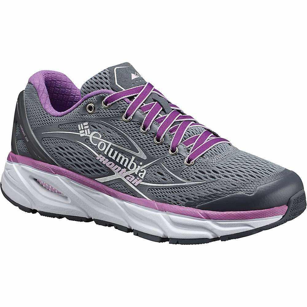 モントレイル レディース ランニング・ウォーキング シューズ・靴【Variant X.S.R Shoe】Grey Ash / Phantom Purple
