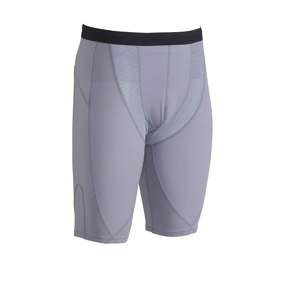 シーダブリュー エックス メンズ ランニング・ウォーキング ボトムス・パンツ【Stabilyx Vented Under Shorts】Light Grey