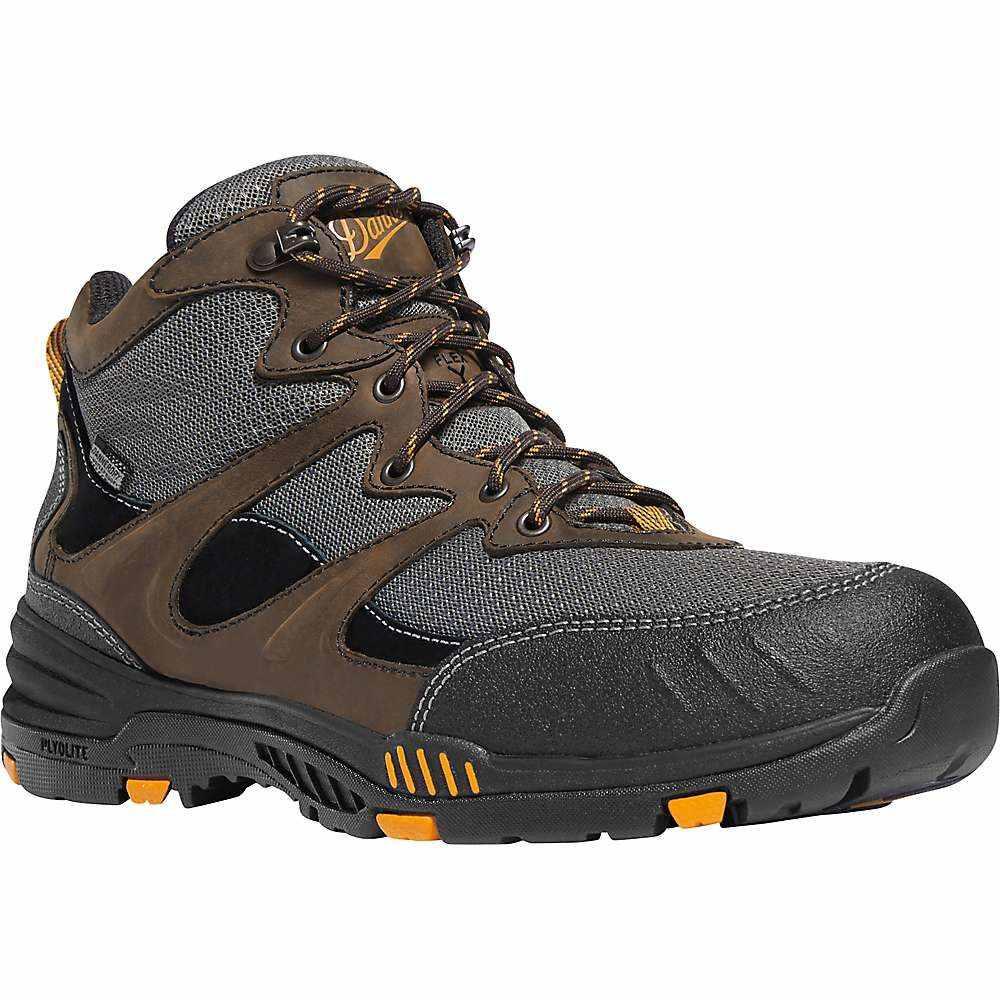 ダナー メンズ ハイキング・登山 シューズ・靴【Springfield 4.5IN Boot】Brown / Orange