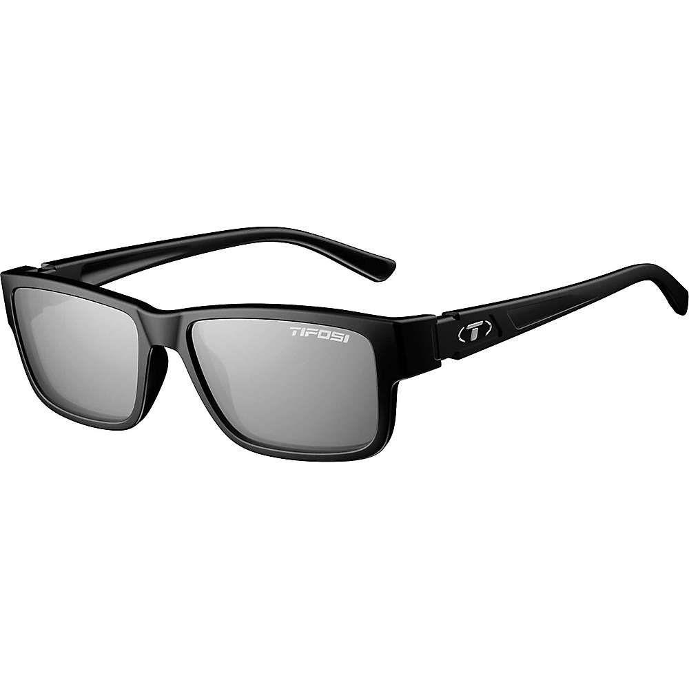 ティフォージ ユニセックス スポーツサングラス【Tifosi Hagen 2.0 Sunglasses】Gloss Black/Smoke