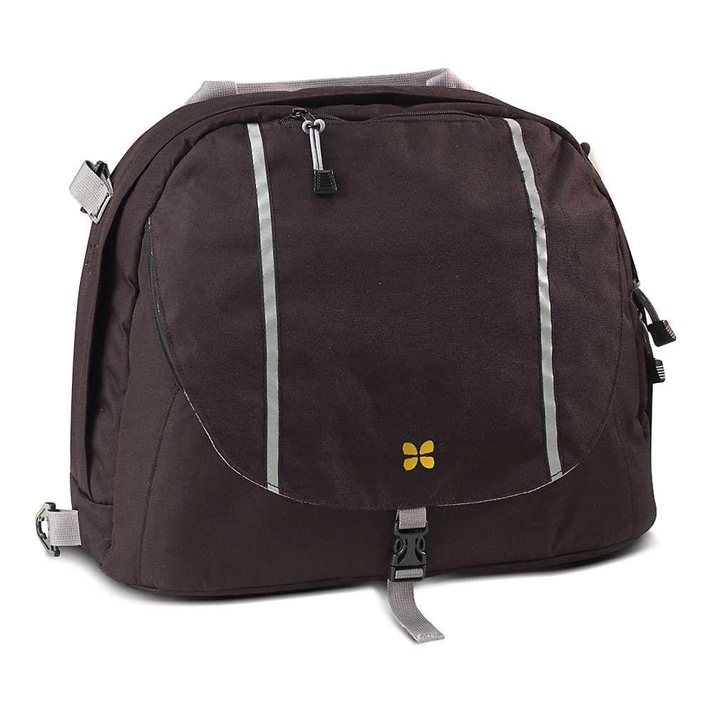 バーレイ ユニセックス 自転車【Travoy Upper Transit Bag】Black
