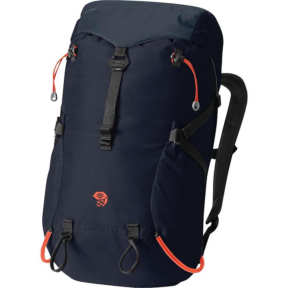 マウンテンハードウェア メンズ クライミング【Scrambler 30 OutDry Backpack】Dark Zinc