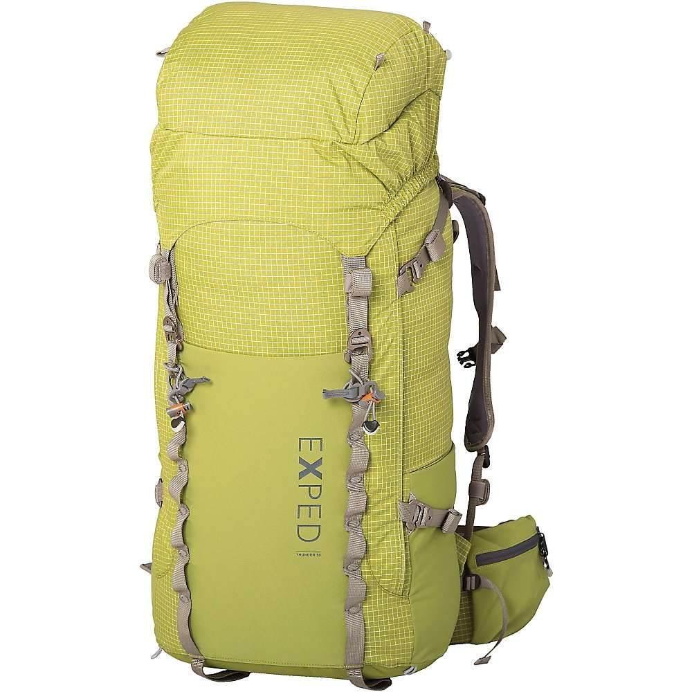 肌触りがいい エクスペド メンズ メンズ ハイキング・登山【Thunder 50 Pack】Lichen Pack】Lichen, FUR SELECT:9f6b74bd --- canoncity.azurewebsites.net