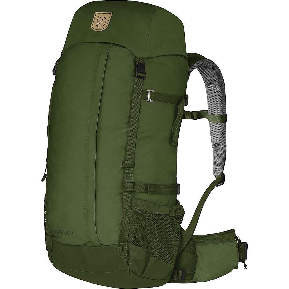 フェールラーベン メンズ ハイキング・登山【Kaipack 38 Pack】Pine Green