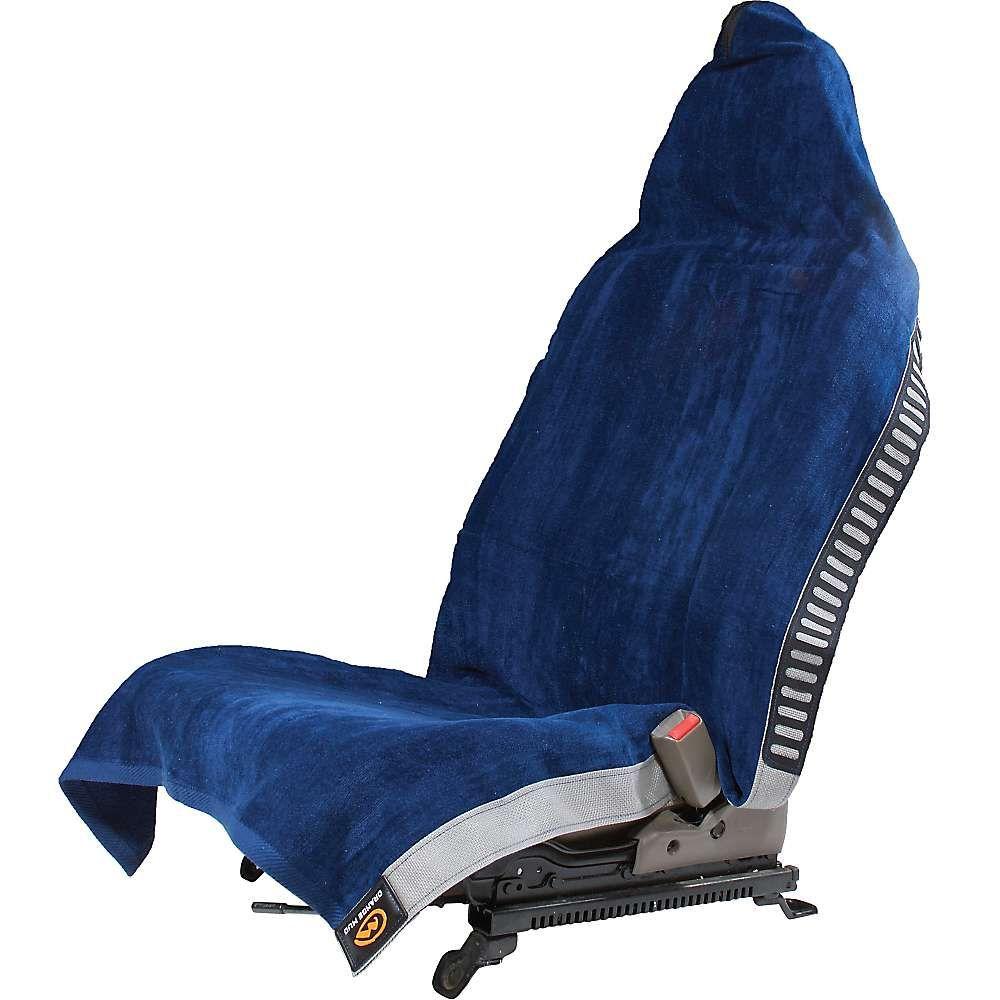 オレンジマッド ユニセックス タオル【Transition and Seat Wrap Towel】Navy Blue