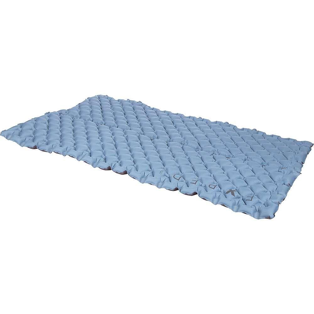 エクスペド ユニセックス ハイキング・登山【AirCell Mat Duo 5 Sleeping Pad】Blue