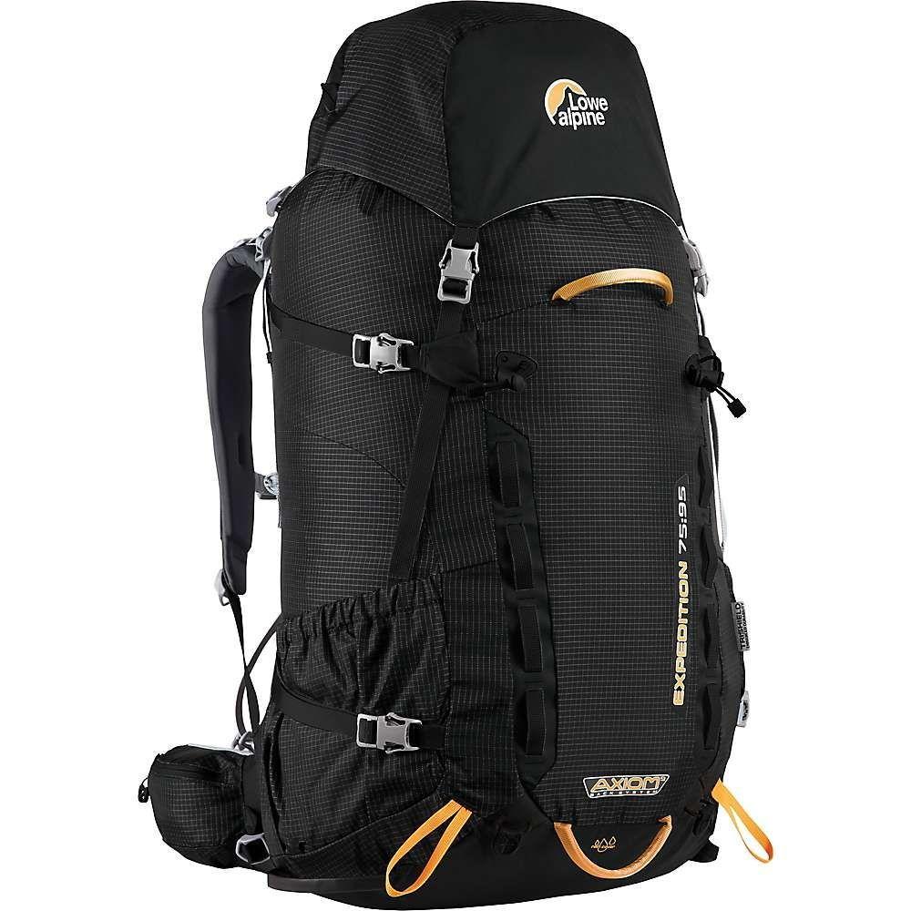 ロエアルピン ユニセックス ハイキング・登山【Cerro Torre 65:85 Pack】Black
